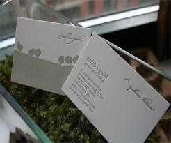 Landscape Business Cards Design Letterpress Business Card For Architecture Best Business Card