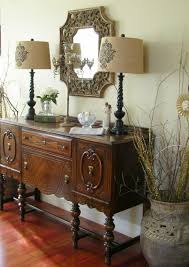best 25 antique sideboard ideas on pinterest brown hallway
