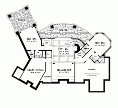 One Level Luxury House Plans Country Style House Plans Square Foot Home Story Bedroom Design