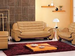 modern living room ideas with brown leather sofa sofa 3 modern living room with brown leather sofa and red