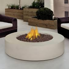 real flame mezzo 42 inch propane gas fire pit table round