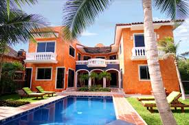 house of pool casa perla del mar mayan riviera beach house