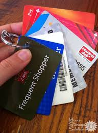 gift card wallet how to organize gift cards loyalty cards keep track of balances