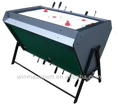 3 in 1 air hockey table winmax high quality soccer table mdf air hockey table modern 3 in 1