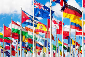 Countries Of The World Flags Second Wave Of Climate Change Proposals Indcs Expected In