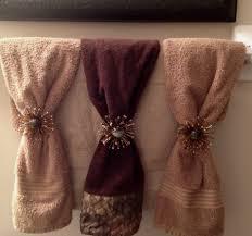 Amazing Decoration Decorative Towels For Bathroom Ideas Best 25