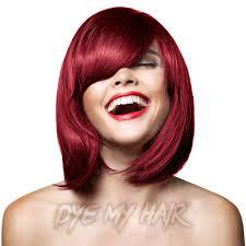 burgundy hair dye temporary deep red hair colors u0026 semi permanent