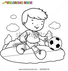 playing soccer stock vector 336932924 shutterstock