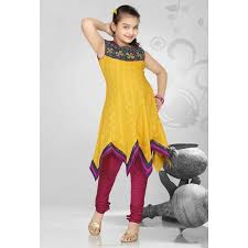 kids churidar suit exporter from mumbai