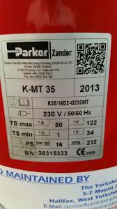 air supply uk u2013 zander k mt35 205cfm adsorption air dryer for sale