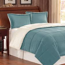Home Classics Reversible Down Alternative Comforter Amazon Com Madison Park Jackson Corduroy Reverse To Berber