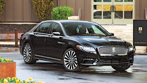 Lincoln Continental Price No 11 Lincoln Continental Black Label Car Of The Year 2017