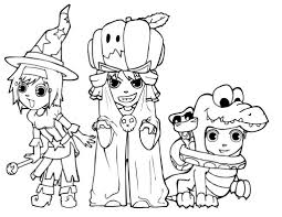 halloween religious coloring page coloring page