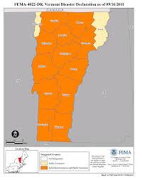 Fema Map Store Vermont Tropical Storm Irene Dr 4022 Fema Gov