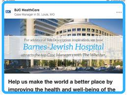 Barnes Jewish Hospital Jobs Building A Millennial Approved Job Description In 2017 Talent