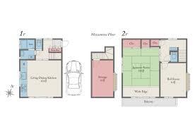 le mine 2sldk property details tokunaga real estate