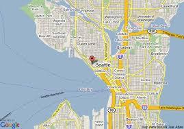seattle map eastlake map of oakwood seattle seattle
