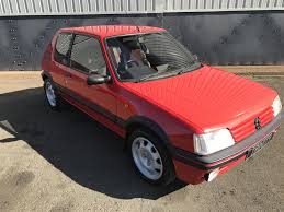 peugeot used car event used peugeot 205 cars for sale with pistonheads