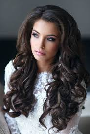 bridal hair for oval faces best 25 curly wedding hair ideas on pinterest half up curly