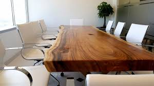 dark wood conference table excellent farmhouse conference tables emmorworks in wood table