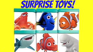 disney finding dory toy surprise boxes swimming dory nemo