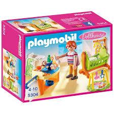 chambre jouet 5304 chambre de bébé playmobil dollhouse playmobil king jouet