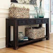 Living Room Console Table Console Tables View All Living Room Furniture For The Home Jcpenney