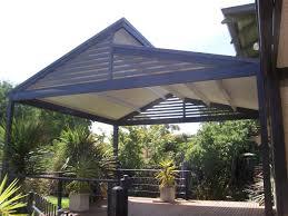 skillion roof carport
