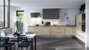 cuisine effet bois des cuisines modernes en bois le retour euphrozine