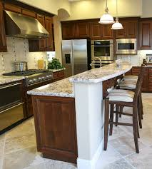 Kitchens With Bars And Islands Bar Breakfast Nook Kitchen Islands Rochester Ny Mckenna U0027s