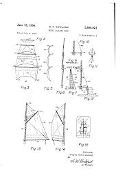 patent us2680921 model sailing ship google patents