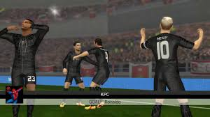 spider black kit dream league soccer 2016 androids game play
