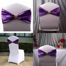 Diy Chair Sashes 100 Diy Chair Sashes Chivari Chair Covers Super Cute Bride