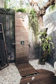 50 stunning outdoor shower spaces that take you to paradise