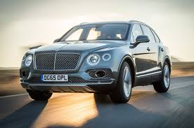 bentley suv 2017 bentley bentayga production starts in england photo u0026 image gallery