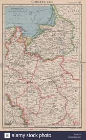East Germany Map by Ww2 Poland Showing 1939 Germany Ussr Partition Line Danzig Free