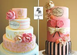 Edible Eyes Cake Decorating Edible Eye Candy V26 Gorgeous Sugar Flowered Pink Cakes