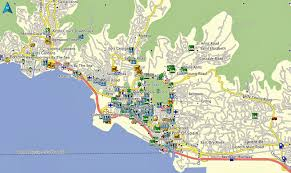 Trinidad Map Gpstravelmaps Com