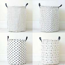 Container Store Laundry Hamper by 2017 Large Dots Five Pointed Star Cloth Laundry Hamper Clothes