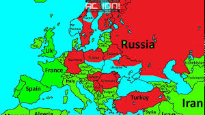 Europe And Russia Map by Alternate Future Of Europe Ep 1 S 1 Romania And Russia Are Really