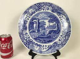spode plate made in italian spode design c 1816 v with