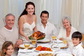 how to survive thanksgiving with your in laws