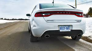 2014 dodge dart test drive review