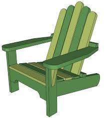 Homemade Adirondack Chair Plans 222 Best Adirondack Chair Diy Plans Images On Pinterest