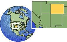 map us denver current local time in denver colorado united states