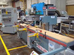 Used Woodworking Cnc Machines Sale Uk by Lari Fr50 Cnc Machining Centre For Door Linings 2001 Ce Used