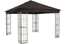 10x10 canopy for garden treasures gazebos the outdoor patio store