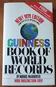 guinness book of world records 1979