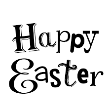 493446 happy easter word art png