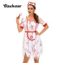 Zombie Halloween Costumes Online Get Cheap Nurse Halloween Costumes Aliexpress Com